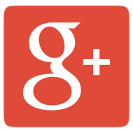 official google plus logo tile